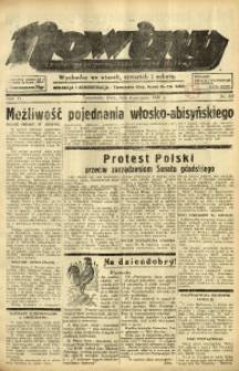 Nowiny. Czasopismo Północnej Części Województwa Śląskiego, 1935, R. 6, Nr. 89