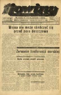 Nowiny. Czasopismo Północnej Części Województwa Śląskiego, 1935, R. 6, Nr. 145