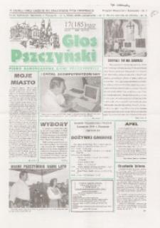 Gazeta Pszczyńska, 1998, R. 9, nr 17 (185)