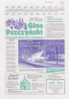 Gazeta Pszczyńska, 1998, R. 9, nr 24 (192)