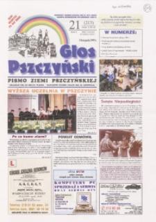 Głos Pszczyński, 1999, R. 10, nr 21 (213)