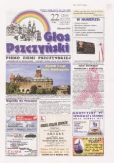 Głos Pszczyński, 1999, R. 10, nr 22 (214)