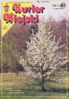 Kurier Miejski, 2001, nr 9 (221)