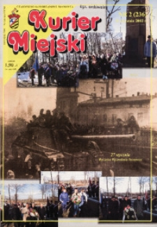 Kurier Miejski, 2002, nr 2