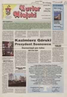 Kurier Miejski, 2003, nr 20 (276)