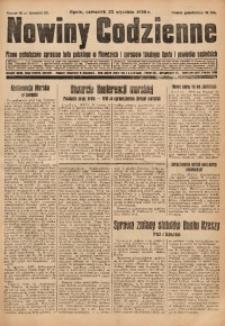 Nowiny Codzienne, 1930, R. 20, nr 18