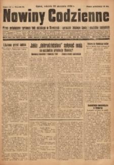 Nowiny Codzienne, 1930, R. 20, nr 22