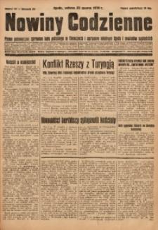 Nowiny Codzienne, 1930, R. 20, nr 68