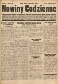 Nowiny Codzienne, 1930, R. 20, nr 83