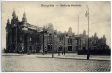 Königshütte – Städtische Markthalle