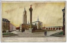 Królewska Huta. Nowy kościół św. Antoniego Die neue St. Antoniuskirche