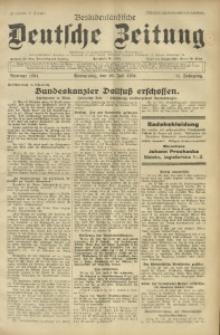 Beskidenländische Deutsche Zeitung, 1934, Jg. 11, Nr 1584