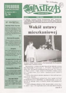Jastrząb, 2001, R. 12, nr 14 (386)