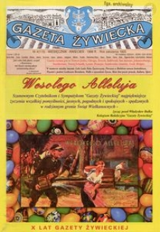 Gazeta Żywiecka, 1998, nr 4 (115)