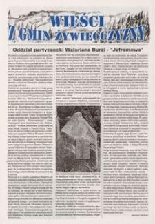 Czas Łodygowic. Wieści z gmin Żywiecczyzny, 1998, nr 3