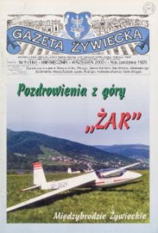 Gazeta Żywiecka, 2000, nr 9 (144)