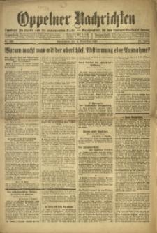 Oppelner Nachrichten, 1920, Jg. 26, Nr. 279