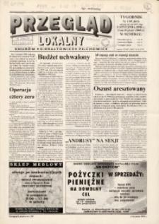 Przegląd Lokalny, 1995, nr 1 (101)