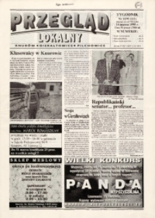 Przegląd Lokalny, 1995, nr 11 (111)