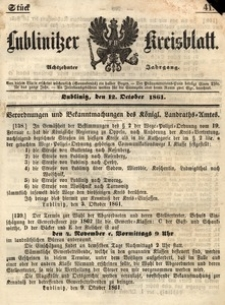 Lublinitzer Kreisblatt, 1861, Jg. 18, St. 41