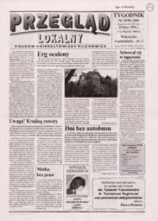 Przegląd Lokalny, 1996, nr 29 (180)