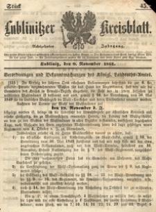 Lublinitzer Kreisblatt, 1861, Jg. 18, St. 45