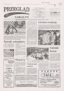 Przegląd Lokalny, 1997, nr 25 (226)