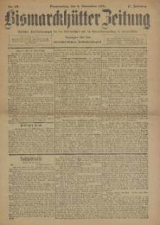 Bismarckhütter Zeitung, 1920, Jg. 17, Nr. 89