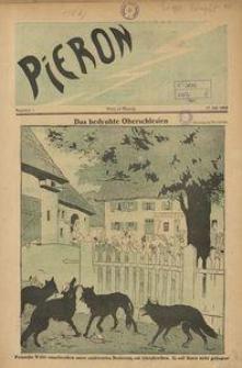 Pieron, 1920, Nr. 1
