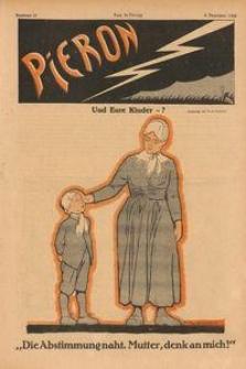 Pieron, 1920, Nr. 21