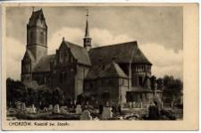 Chorzów. Kościół św. Józefa
