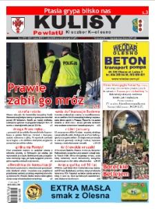 Kulisy Powiatu Kluczbork - Olesno 2017, nr 2 (681).