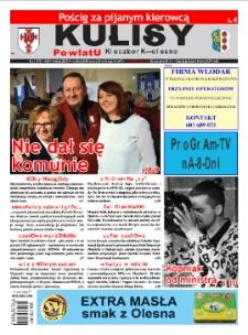 Kulisy Powiatu Kluczbork - Olesno 2017, nr 4 (683).