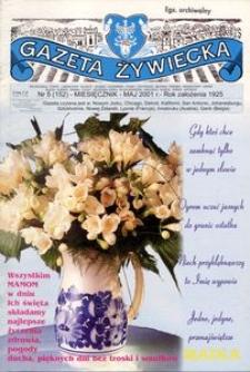 Gazeta Żywiecka, 2001, nr 5 (152)