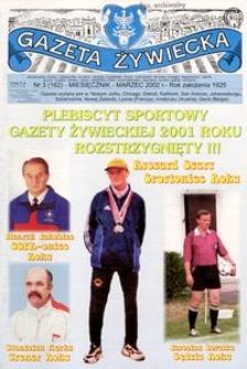 Gazeta Żywiecka, 2002, nr 3 (162)
