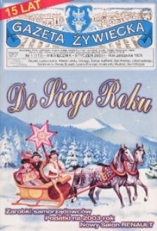 Gazeta Żywiecka, 2003, nr 1 (173)