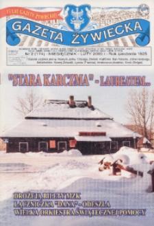 Gazeta Żywiecka, 2003, nr 2 (174)