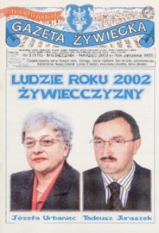 Gazeta Żywiecka, 2003, nr 3 (175)