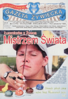 Gazeta Żywiecka, 2003, nr 4 (176)