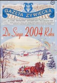Gazeta Żywiecka, 2004, nr 1 (185)