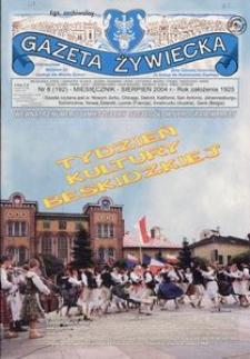 Gazeta Żywiecka, 2004, nr 8 (192)