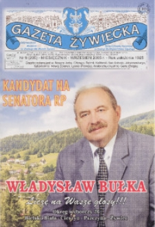 Gazeta Żywiecka, 2005, nr 9 (205)