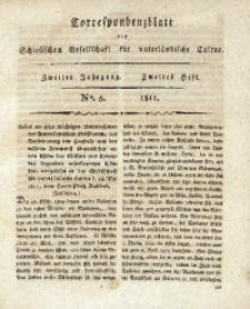Correspondenzblatt, 1811, Jg. 2, H. 2, No. 5