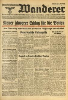 Der Oberschlesische Wanderer, 1940, Jg. 113, Nr. 224