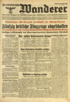 Der Oberschlesische Wanderer, 1940, Jg. 113, Nr. 235