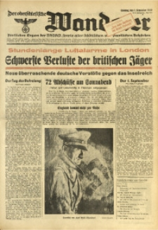 Der Oberschlesische Wanderer, 1940, Jg. 113, Nr. 242