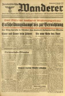 Der Oberschlesische Wanderer, 1940, Jg. 113, Nr. 321