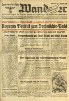 Der Oberschlesische Wanderer, 1940, Jg. 113, Nr. 323