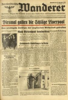 Der Oberschlesische Wanderer, 1940, Jg. 113, Nr. 332