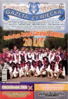 Gazeta Żywiecka, 2006, nr 8 (216)